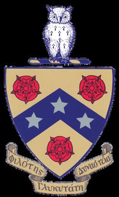 Phi Gamma Delta (FIJI) UBC logo