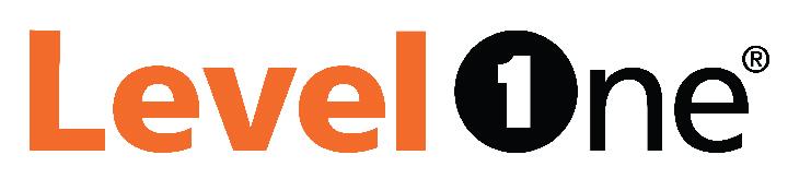 Level One Construction logo
