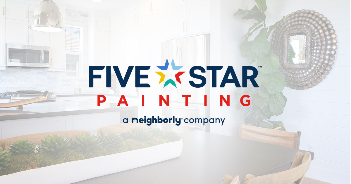Five Star Painting of Vancouver BC logo