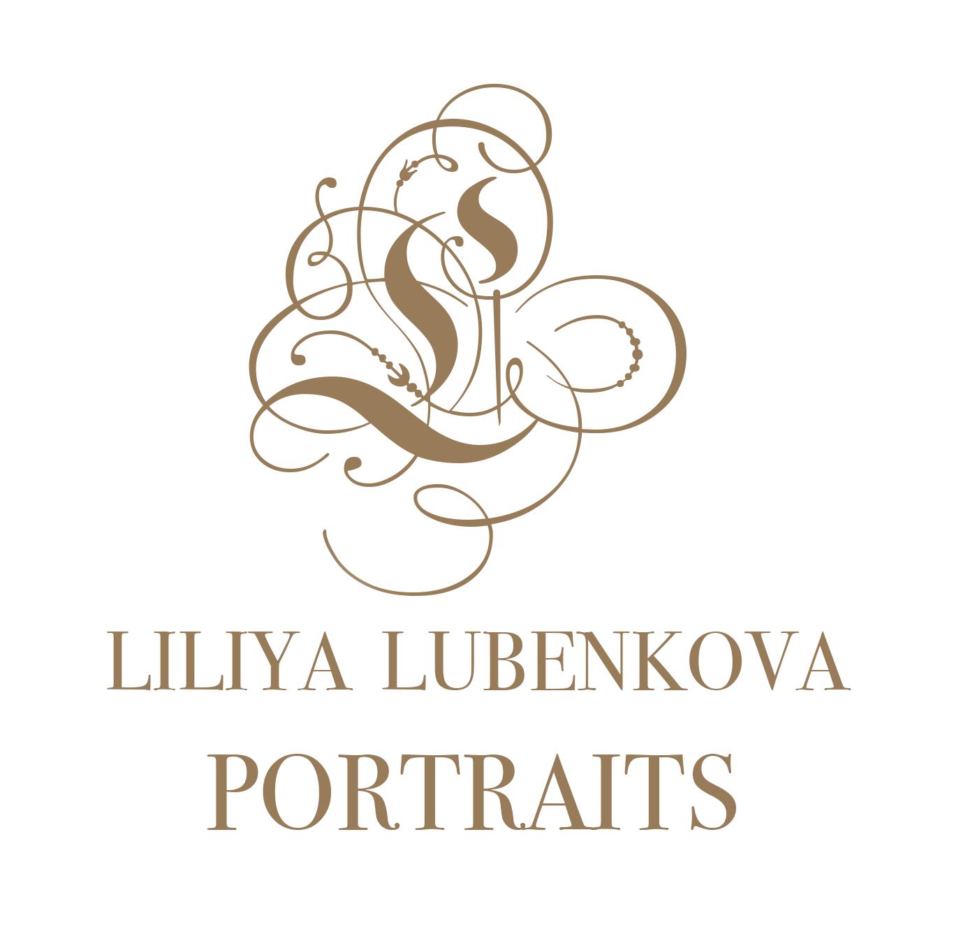 Liliya Lubenkova Portraits logo
