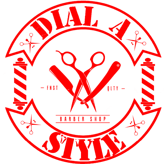 Dial A Style Barbershop Vancouver logo