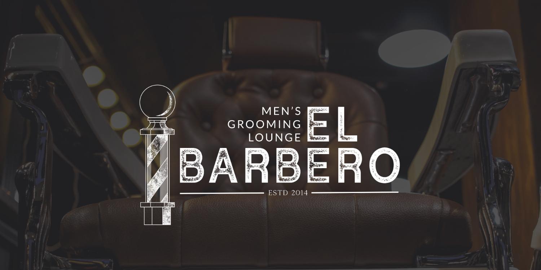 El Barbero Grooming Lounge logo