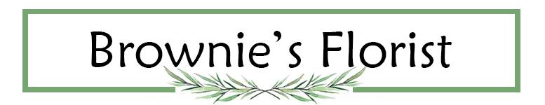 Brownie's Florist logo