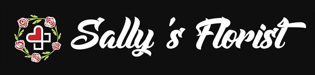 Sally Florist logo