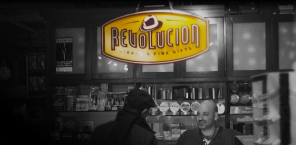 Revolucion Cigars & Gifts logo