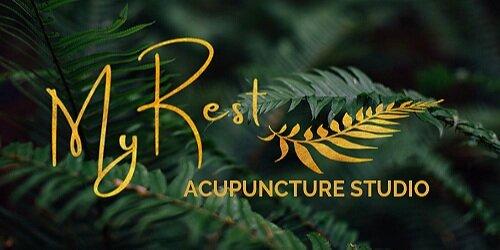 My Rest Acupuncture Studio logo
