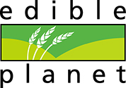 Edible Planet Catering On logo