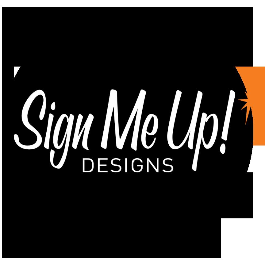 Sign Me Up Designs logo