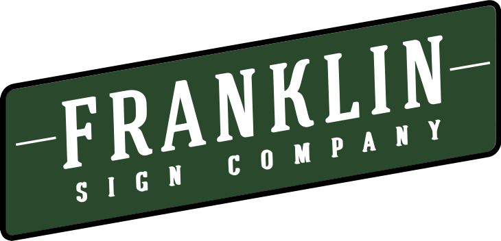 Franklin Sign Company logo
