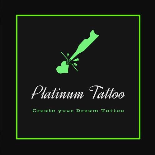 Platinum Tattoo Vancouver logo