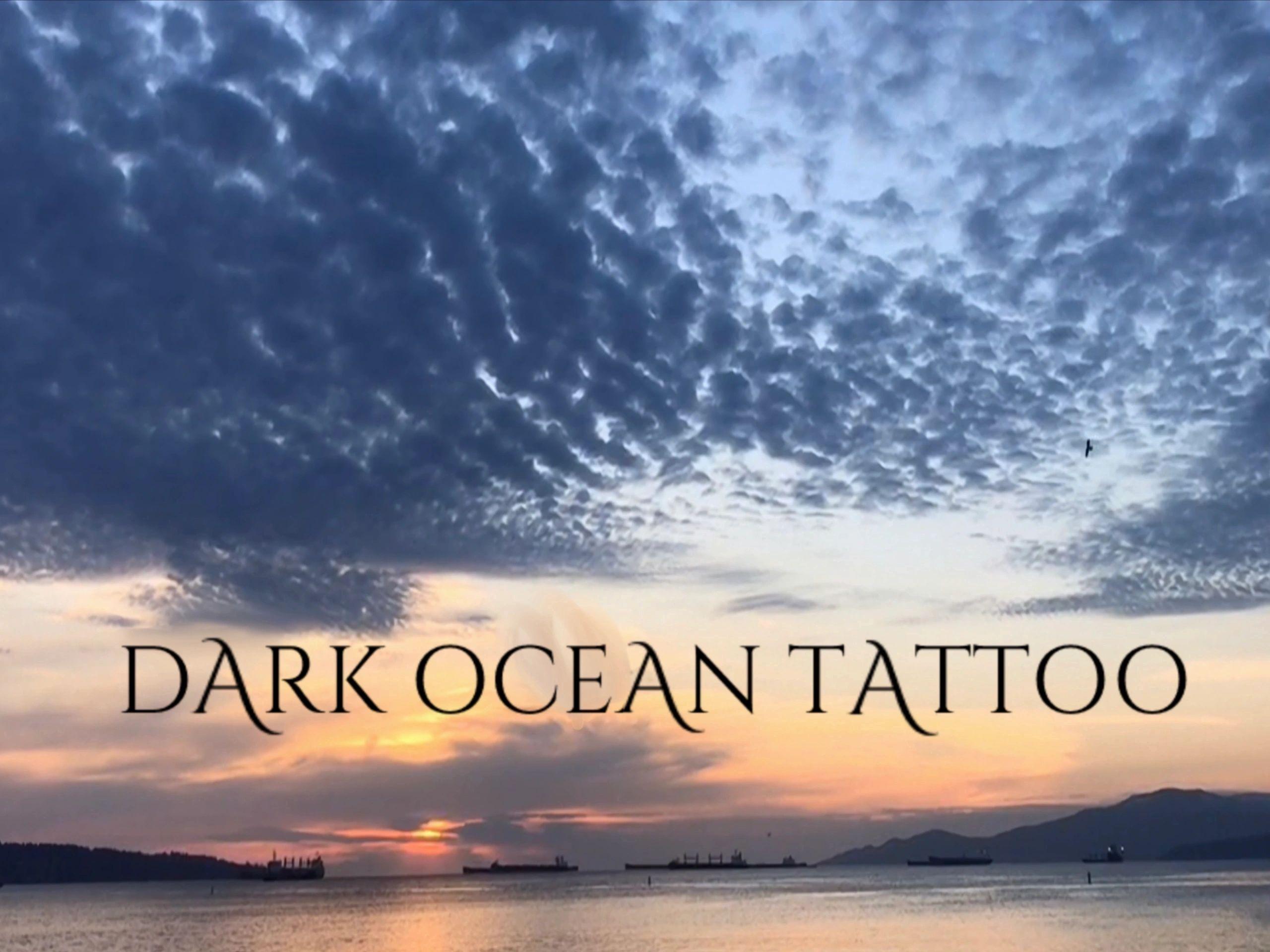 Dark Ocean Tattoo logo