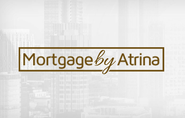 Mortgage by Atrina   Atrina Kouroshnia logo