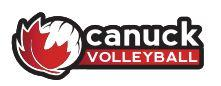 Canuck Volleyball logo