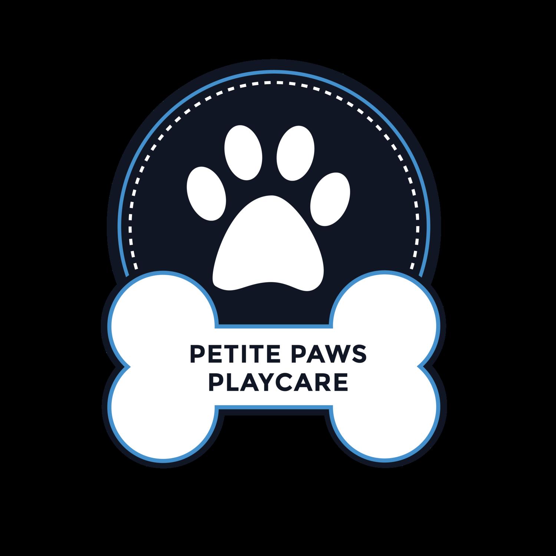 Petite Paws Playcare logo