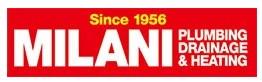Milani Plumbing Heating & Air Conditioning logo