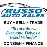 Russo Auto Sales logo
