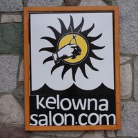 Kelowna Hair Design logo