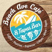 Beach Ave Cafe & Tapas Bar logo