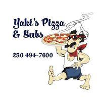 Yaki's Pizza & Subs logo
