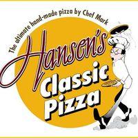 Hansen's Classic Pizza logo