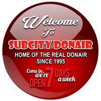 Subcity Donair logo