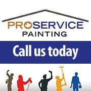 Pro Service Painting logo