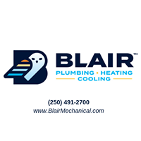 Blair Plumbing Heating & Air Conditioning logo