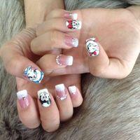 Beautiful Nails Art & Spa logo