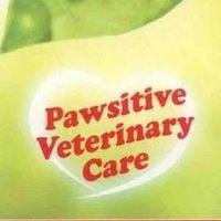 Pawsitive Veterinary Care logo