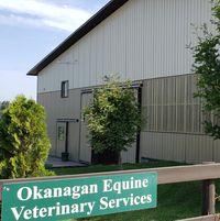 Okanagan Equine Veterinary Services logo