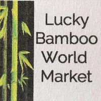 Lucky Bamboo World Market logo