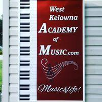 West Kelowna Academy of Music logo