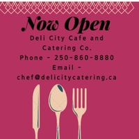 Deli City Cafe & Catering logo