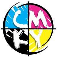 CMYK Digital Print Plus logo