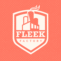 Fleek Factory logo