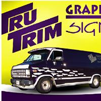 Tru-Trim Graphics & Signs logo