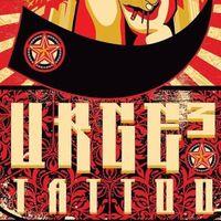 URGE 3 Tattoos logo