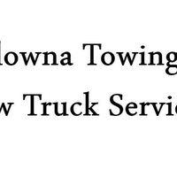 Kelowna Towing logo