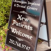 Okanagan Implant & Dental Centre logo