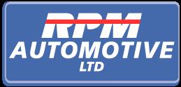 R P M Automotive Ltd logo