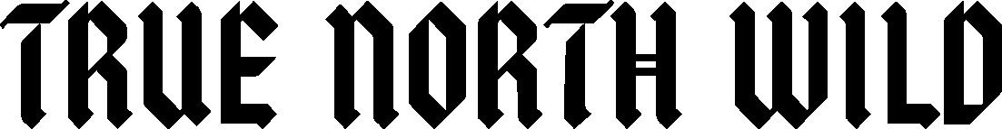 True North Wild logo