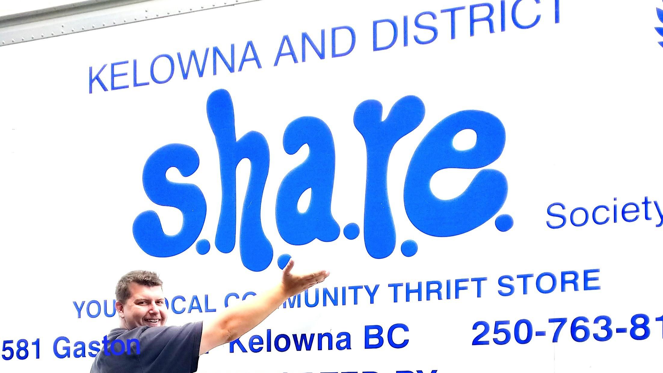 Share Thrift Store logo