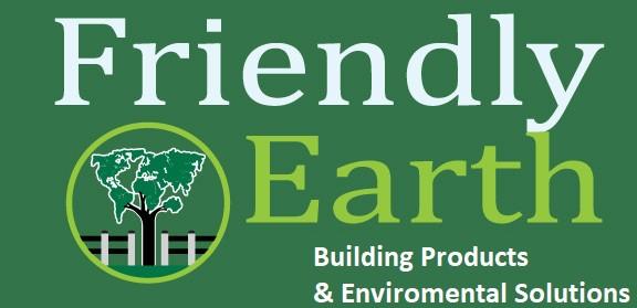 Friendly Earth Building Products Kelowna logo