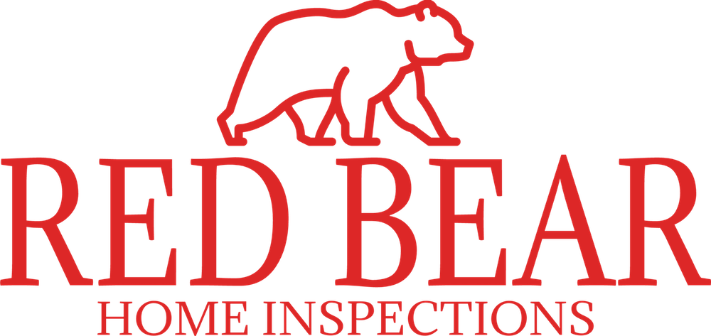 Red Bear Home Inspections logo
