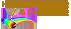 Rainbow Painting & Decorating logo