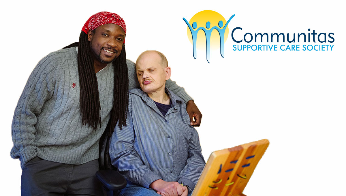 All Communitas Supportive Care Society logo