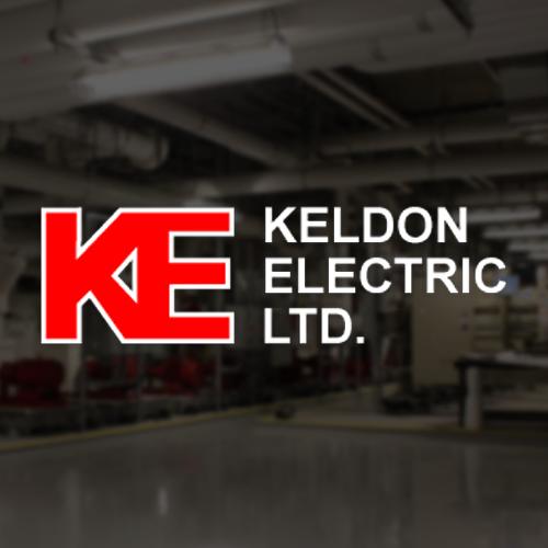 Keldon Electric Ltd logo