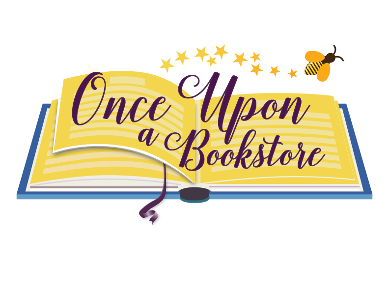 Once Upon a Bookstore logo