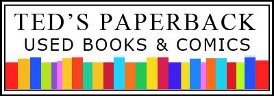 Ted's Paperback logo