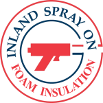 Inland Spray On Inc logo